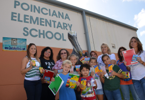 Zonta donates to Poinciana